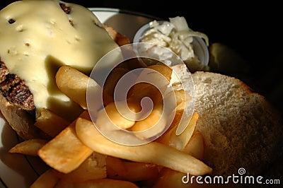 Szwajcarzy hamburgera