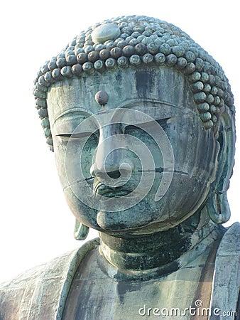 t te d 39 un plus grand statut ext rieur de bouddha photos stock image 21043613. Black Bedroom Furniture Sets. Home Design Ideas