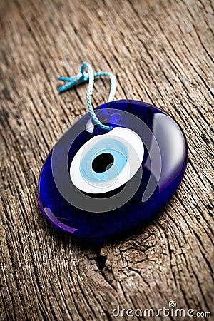 Türkisches Auge