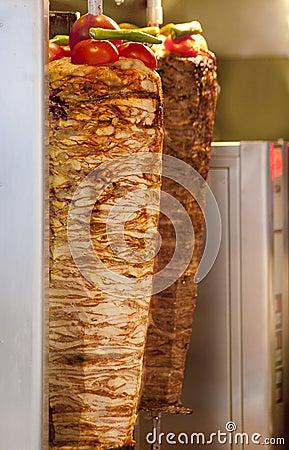 Türkisches Kebab