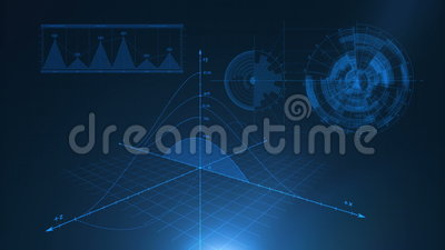 tła graficzny błękitny ilustracji