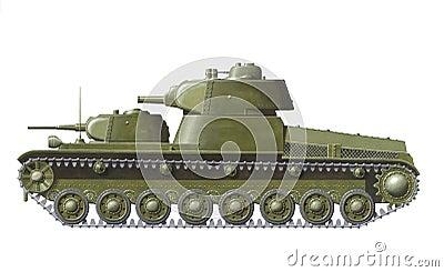 T-100 prototype