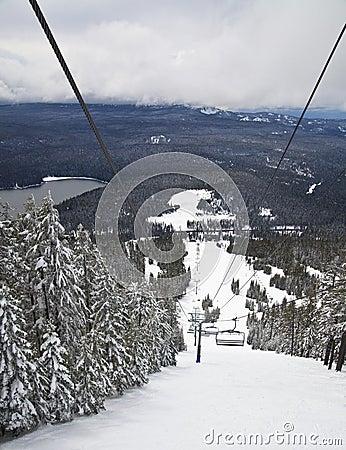 όψη κλίσεων σκι ανελκυσ&t