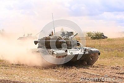 T-64BM Bulat tanks