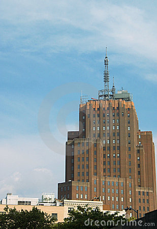 AT&T Long Distance building