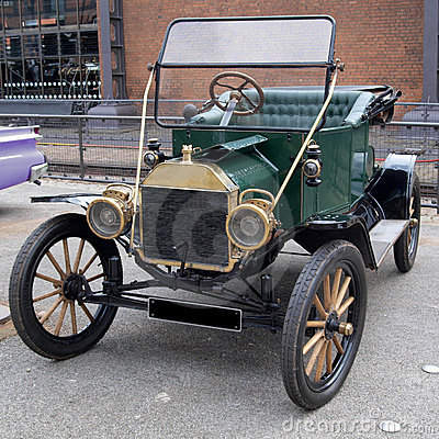 T Model Ford