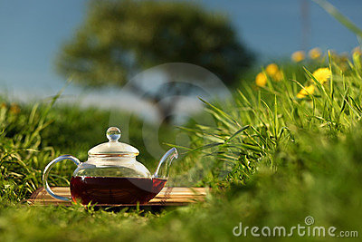 Tè naturale