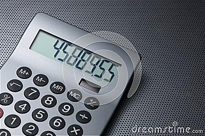 Tło kalkulator