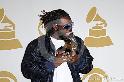 T-Pain Editorial Stock Image