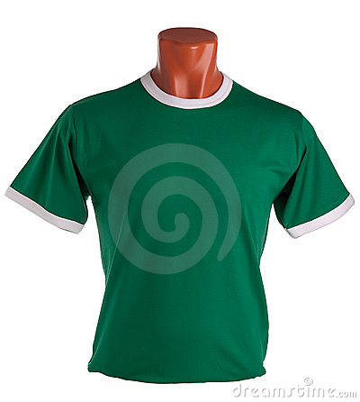 T-shirt isolated