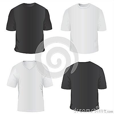 t-shirt for men vector