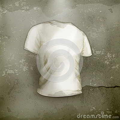 T-shirt, old-style