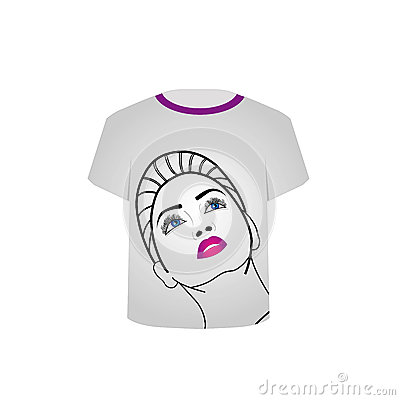 T shirt template fashion model stock photo image 38399690 for T shirt template with model