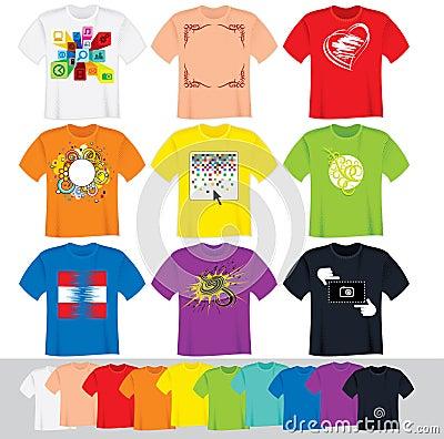 T Shirt Templates
