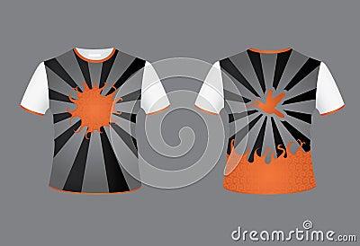 T-shirt width sun