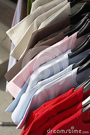 Free T-Shirts Royalty Free Stock Photos - 1014748