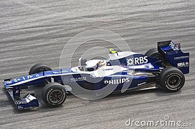 AT & T Williams Formula One Racing Team