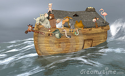 stock image of  ark