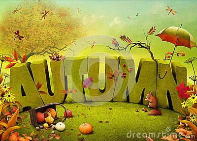 stock image of  autumn