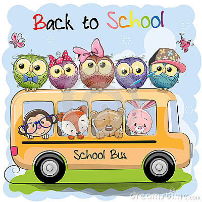 stock image of  back to school