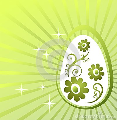 Tła Easter zieleń