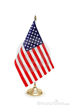 Tabela bandery szczyt usa
