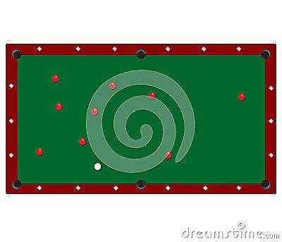 Tabella di snooker