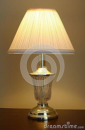 Tabellen-Lampe
