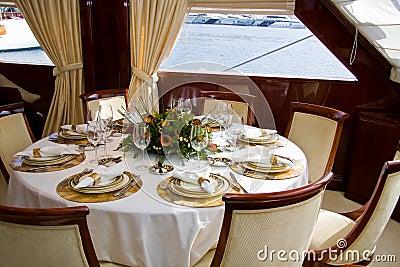 Table d élégance