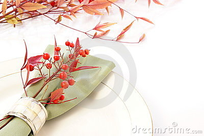 Table Decor Stock Photos - Image: 4505853