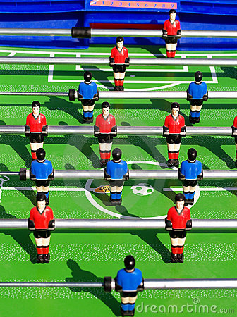 Free Table Football Stock Photo - 722490