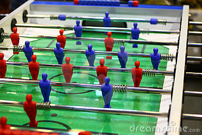 Table football Indoor Game