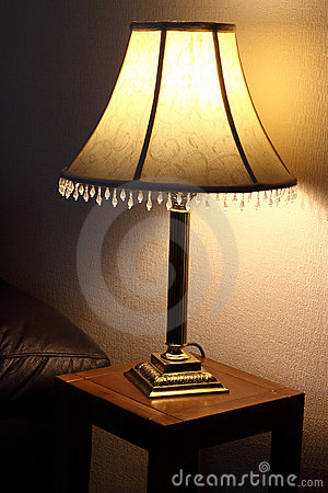 Free Table Lamp Stock Photo - 16999350