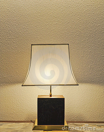 Free Table Lamp Royalty Free Stock Photo - 21190105