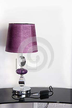 Free Table Lamp Stock Photography - 34269312