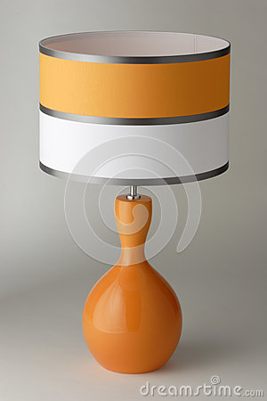 Free Table Lamp Stock Photography - 40952082
