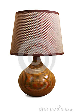 Free Table Lamp Stock Image - 57175151