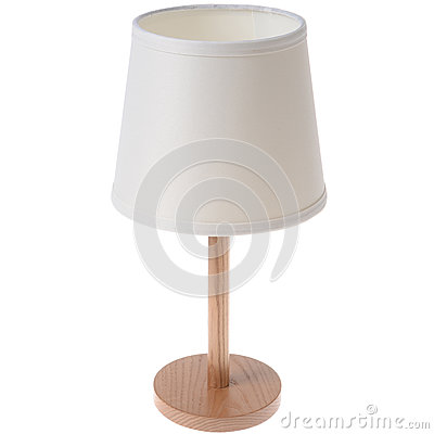 Free Table Lamp Isolated Stock Photos - 87538083