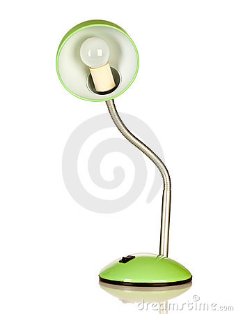 Table lamps,