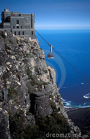 Table Mountain Cable Car - Cape Town - South Africa