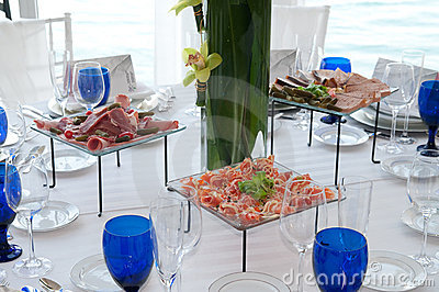 Table for party