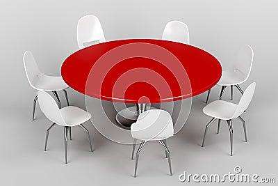Table, Ronde, Metal, Rouge, Vintage cm - Achat Vente table d