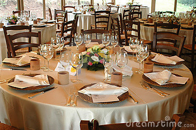 Table set - detail