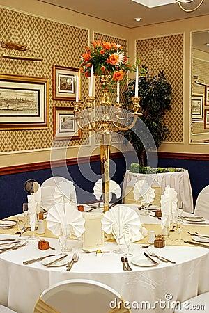 Table setting # 2