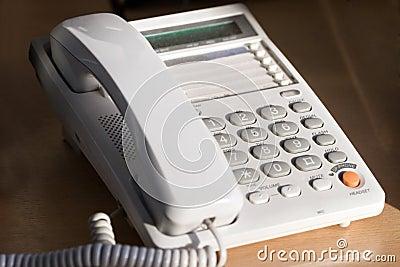 Table telephone