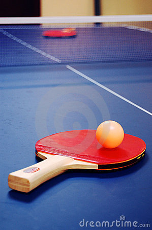 Free Table Tennis Stock Photos - 14276683