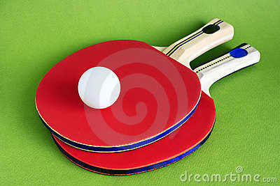 Table Tennis.