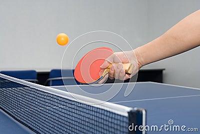 Table Tennis - Drop Shot