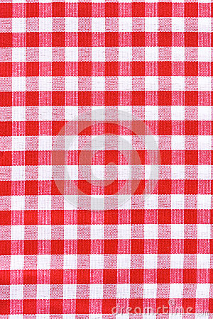 Tablecloth fabric texture.