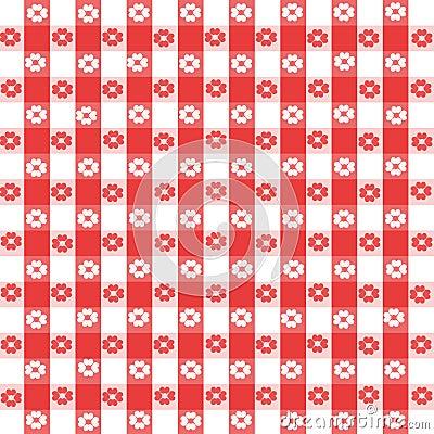 Tablecloth Illustration